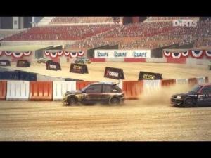 DiRT 3 [Peugeot 205 T16 EVO2 (RallyX - L.A. Coliseum)]