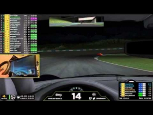 iRacing GT3 Twin Ring Motegi S3W3 2014 Onboard