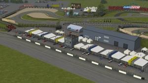 Race 07 - STCC The Game - STCC Round 2 Sturup Raceway Race