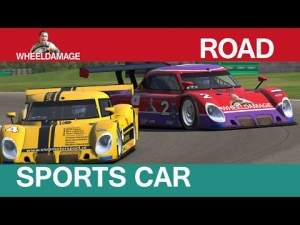 #iRacing 2014S3W4 World Sports Car Series Riley DP VIR 4