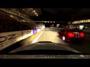 Skyline R34 Ocutama Sprint Circuit B NIght (race net)