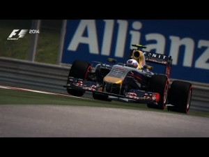 F1 2014: Austrian Red Bull Ring Hot Lap