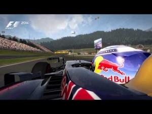 F1 2014  Austrian Red Bull Ring Hot Lap