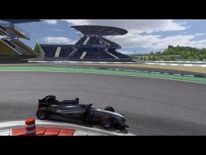 PSRL F1 2013 | German Grand Prix | Balazs Toldi OnBoard