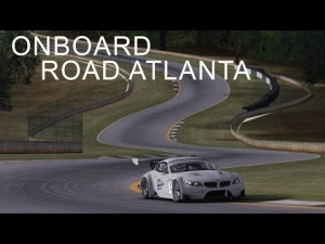 PSRL WEC 2014 | Road Atlanta | Test Race | Balazs Toldi OnBoard