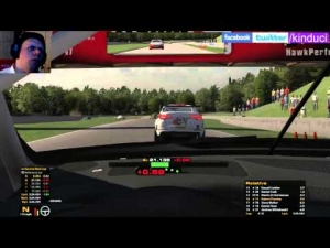 iRacing BSRTC Season 6 Round 10 from Road America with Bend - Decent start to the night