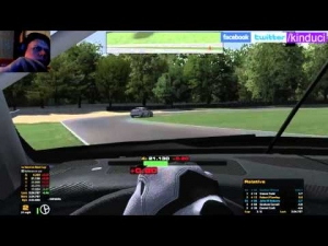 iRacing BSRTC Season 6 Round 11 from Road America with Bend - Yikes! i'm on pole