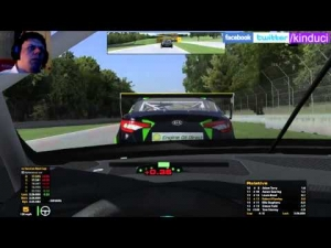 iRacing BSRTC Season 6 Round 12 from Road America with Bend - I hate Twitch