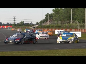 V8 Stock Cars 2014 @ Buenos Aires 8 -  Mon 18th August 2014