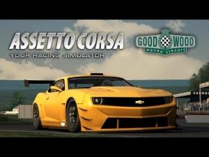 Assetto Corsa [HD++] ★ Camaro GT3 ★ Goodwood Motor Circuit