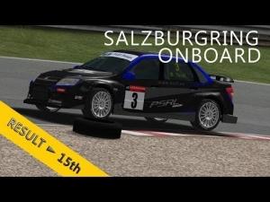 PSRL-VSR Lada Granta Cup 2014 | Salzburgring | R1 | Balazs Toldi OnBoard