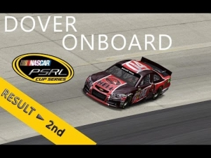 PSRL NASCAR 2013 | Dover | Balazs Toldi OnBoard