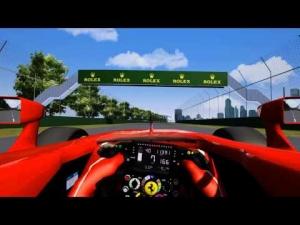 Assetto Corsa: Australia Melbourne V1.2 F14T