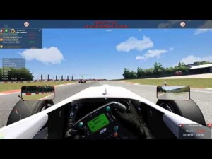 Assetto Corsa: Fiat Abarth Nurburgring