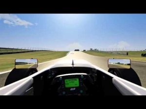 Assetto Corsa: Donnington V1.0 Formula Abarth