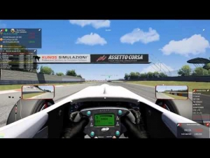 Assetto Corsa: Nurburgring Formula Abarth Multiplayer