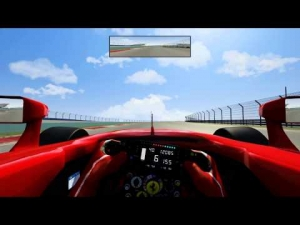 Assetto Corsa: F14T A few laps around Istanbul