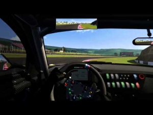 Assetto Corsa: Castle Hill 1.0 by Madcowie Z4 GT