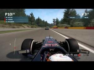 F1 2013 | GP de Bélgica | Jean-Éric Vergne | Toro Rosso
