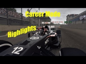 F1 2013 career mode highlights