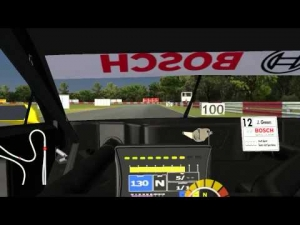 Game Stock Car Extreme - DTM Test @ Guapore (720p HD)