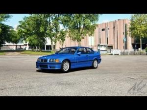 Assetto Corsa BMW M3 E36 + Download Car