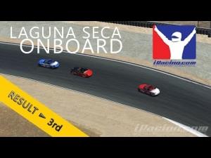 iRacing | #1 | Mazda MX-5 Cup | Laguna Seca | Balazs Toldi OnBoard