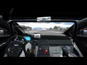 Project Cars | Lakeville Raceway Short | Aston Martin V12 Vantage GT3 | Hot Lap