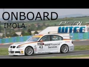 PSRL WTCC 2012 | Imola | Balazs Toldi OnBoard
