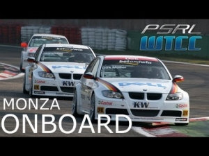 PSRL WTCC 2012 | Monza | Balazs Toldi Onboard