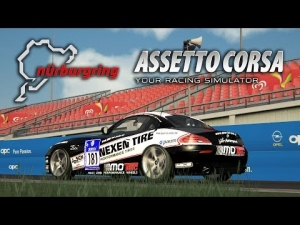 Assetto Corsa [HD+] ★ BMW Z4 E89 35is ★ Nürburgring Nordschleife