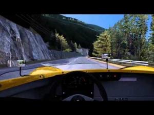 Assetto Corsa: Transfagarasan north [wip] v0.4j Lotus 2 Eleven