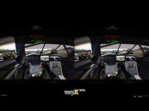 Assetto Corsa v0.21.13 - Road Atlanta - ( Corvette C6R ) - Oculus Rift DK2 - Race