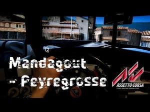 Assetto Corsa - Mandagout-Peyregrosse beta v.019 - Lotus Elise