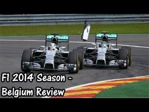 F1 2014 Season - Belgium Review