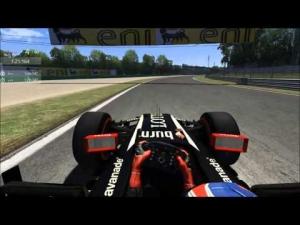 [Assetto Corsa] Lotus E22, Practice Day1 @ Monza 1:26:747