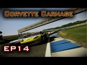 Assetto Corsa: Corvette Carnage - Episode 14