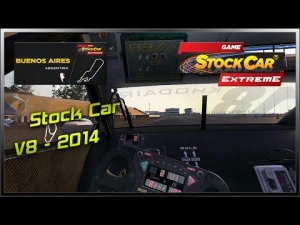 Game Stock Car Extreme - Hotlap - Stock Car V8 2014 @ Buenos Aires