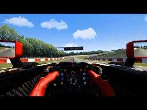 Assetto Corsa: Nurburgring Lotus f1 14