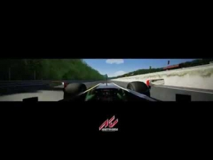Assetto Corsa - Lotus Exos T125 - 2 laps @ Salzburgring - Triple Screens
