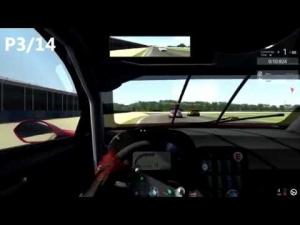 Assetto Corsa   RD Racing Club   GT2 Donington Park Race