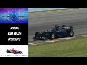 iRacing official Star Mazda at Interlagos