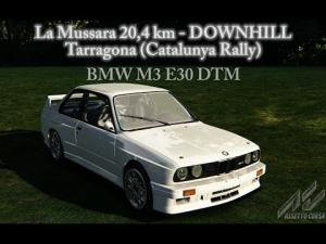Assetto Corsa | La Mussara | Bmw M3 e30 DTM