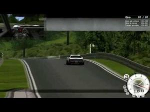 [Race 07] Nordschleife - Chevrolet Corvette C3 - 07.53.500 - Logitech G27 - Full HD