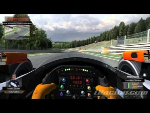iRacing Indycar DW12 @ Spa-Francorchamps | Setup & Hotlap 1'57.261