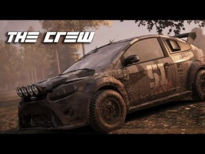 The Crew [HD+] ★ Closed Beta ★ Ford Focus RS Dirt Spec [Fanatec CSR]