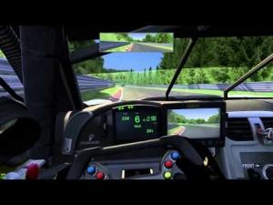 Assetto Corsa - Corvette C6R @ Nordsleife - Master Arms fooling around