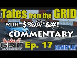 GRID Autosport Gameplay (Commentary) - Tales from the Grid - Ep. 17