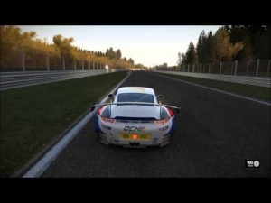 Project CARS - CHASE CAMERA modded with TWEAKIT program