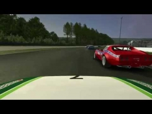 GT Legends [Mazda RX7 GTU - Hood Cam (Zolder - Hot Lap)]